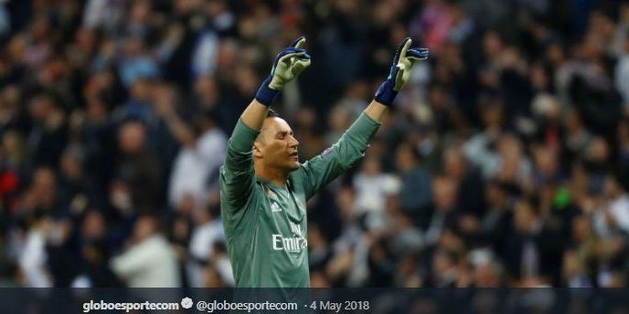 Aturan Liga Champions Buat Kondisi Kiper Real Madrid Kian Terjepit