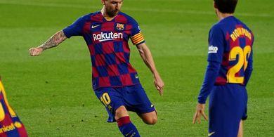 Kapan Terakhir Kali Lionel Messi Cetak Gol Bukan dari Penalti?