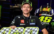 Valentino Rossi Tunda Pensiun Demi MotoGP Indonesia?