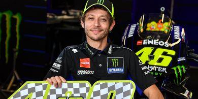 Valentino Rossi Justru Lebih Puas Saat Jarang Menang Balapan di MotoGP