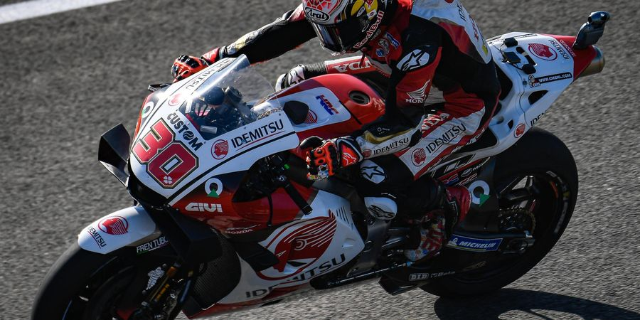 Tercepat di FP1 MotoGP Ceska 2020 Takaaki Nakagami Jawaban Doa Honda