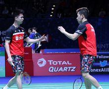 Draw Malaysia Open 2019 - Sektor Ganda Putra Terlibat Perang Saudara di Awal Kompetisi