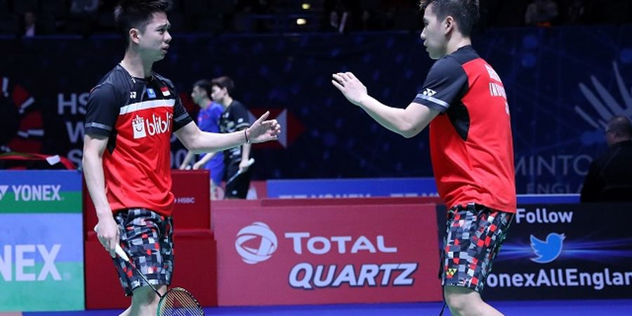 Hasil Undian Lengkap Wakil Indonesia pada Malaysia Open 2019