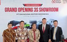 Tingkatkan Pelayanan, Hino Resmikan Dealer Baru di Cilincing Jakarta Utara