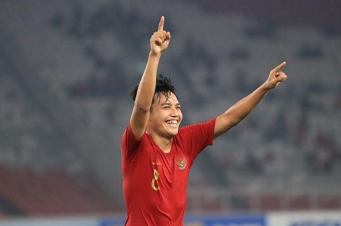 Jadwal Live Streaming Timnas U-19 Indonesia VS Jepang Piala Asia 2018, Ini Potret Witan Sulaeman