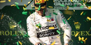 Formula 1 - Ralf Schumacher Peringatkan Bottas Soal Umpatan Seusai Lomba