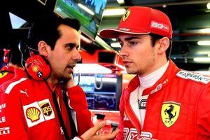 Kalah Moncer, Posisi Vettel di Ferrari Sangat Mungkin Digusur Leclerc