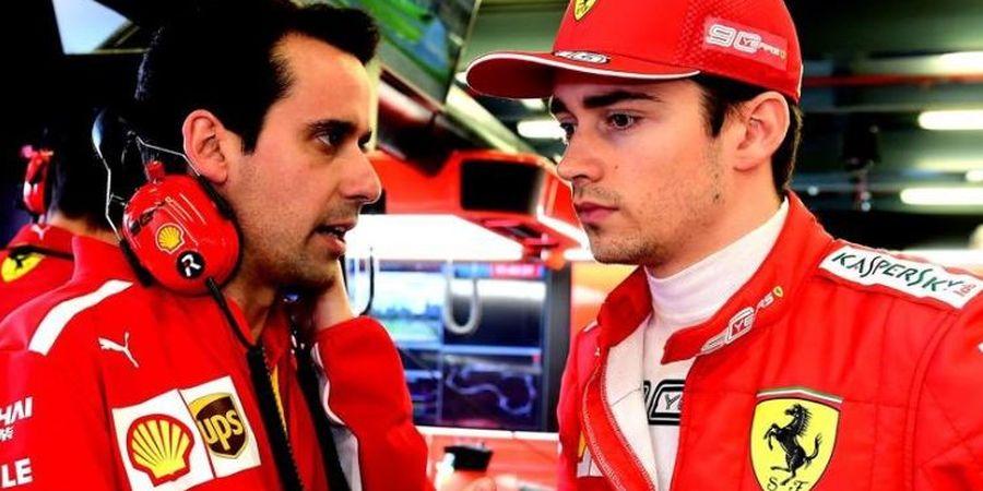 Bos Mercedes: Team Order Ferrari Bak Memancing di Air Keruh