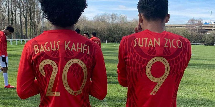 Ladeni Persekabpas, Timnas U-19 Indonesia Panen Gol di Babak Pertama