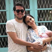 Belum Genap 3 Bulan, Cantiknya Anak  Marissa Nasution Curi Perhatian!