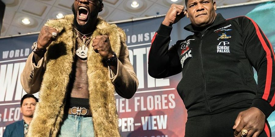 VIDEO - Jelang Duel Lawan Ortiz, Ini Tiga KO Tersangar Deontay Wilder