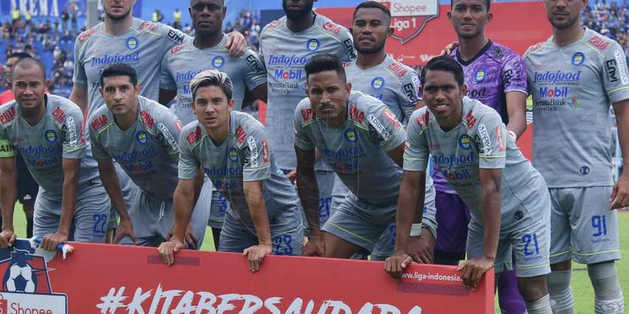 Puncaki Klasemen Shopee Liga 1 2020, Ini 6 Pemain Persib yang Tak Tergantikan