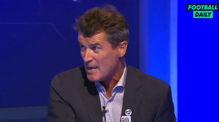 Kapten legendaris Manchester United, Roy Keane.