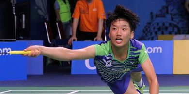 Thailand Masters 2020 - Bocah Ajaib Korea Bakal Ketemu Penjegal Langkah Tunggal Putri Indonesia