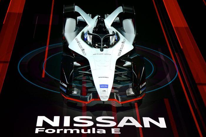 Nissan all new Gen2, yang akan dipakai untuk kompetisi Formula E