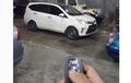 Toyota Calya Gak Mau Kalah Sama Honda Civic Turbo, Nyalakan Mesin Cuma Pakai Remote