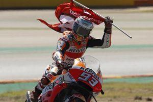 Jadwal MotoGP Aragon 2019 - Marc Marquez Dominan, Juara Dunia Makin Dekat dalam Genggaman