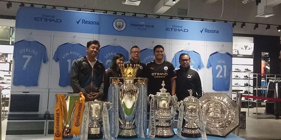 Legenda Manchester City Terpikat Nasi Goreng Indonesia
