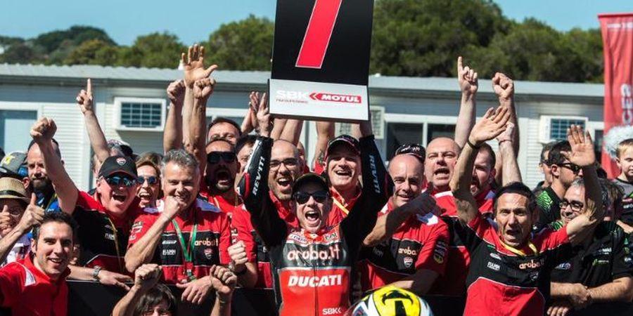 Tak Hanya di MotoGP, Ducati Juga Dapat Protes pada Ajang World Superbike