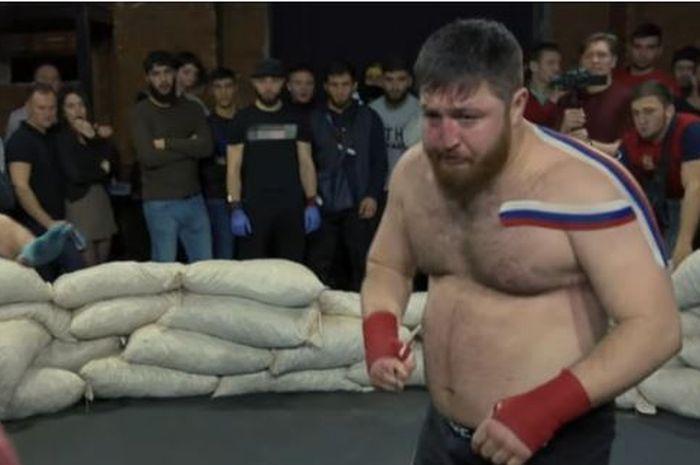 Petarung MMA yang turun di kelas berat, Alan Khadziev dikabarkan meninggal dunia Selasa (23/3/2021) di Rusia.