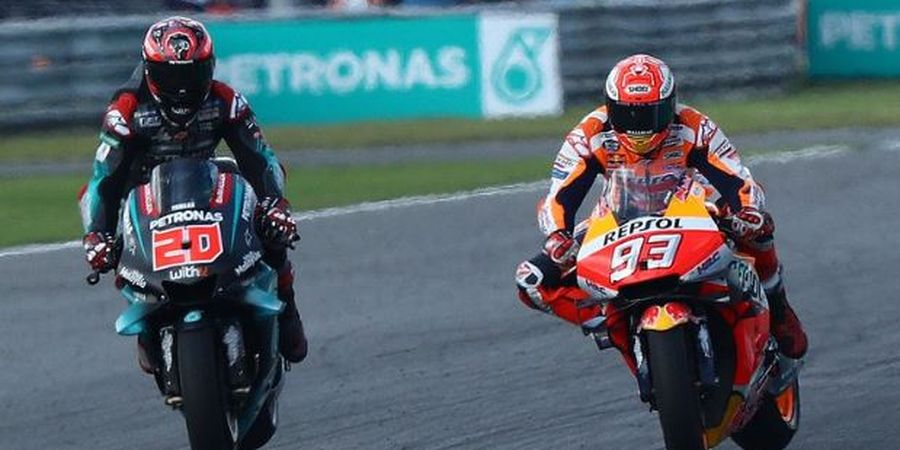 Jadwal MotoGP Malaysia 2019, Marc Marquez Kejar Rekor Poin pada Satu Musim