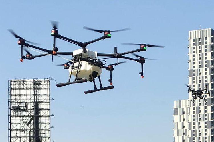 DJI Hadirkan Jajaran Drone Canggih Bagi Segala Kebutuhan Industri
