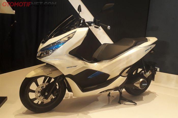 Honda PCX Electric resmi diluncurkan di Indonesia