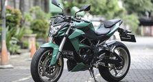 Jadi Lebih Tegak, Begini Cara Bikin Tinggi Setang Kawasaki Z250SL