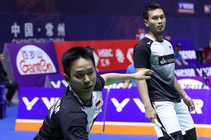 Denmark Open 2019 - Libas Wakil Malaysia, Legenda Soroti Performa Ahsan/Hendra
