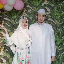Baru Dua Bulan Menikah, Kartika Putri Sudah Bikin Habib Usman Bin Yahya Cemburu Sampai Minta Maaf