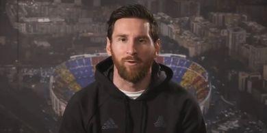Selain Pemain Barca, Messi Sebut Putranya adalah Fan Cristiano Ronaldo
