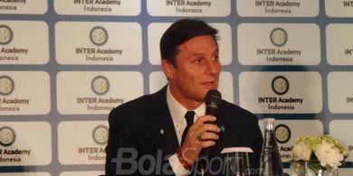 Javier Zanetti Ungkap Ambisinya untuk Bawa Inter Milan Kembali Berjaya
