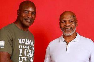 Alasan Evander Holyfield Memaafkan Mike Tyson yang Sudah Membuatnya Nyaris Kehilangan Telinga