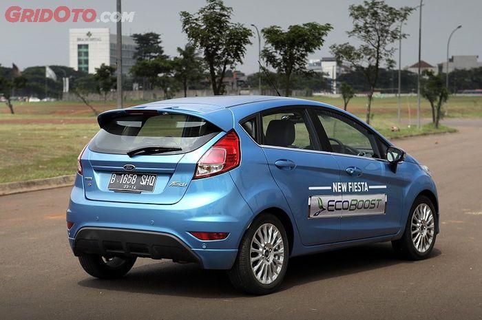 Ford Fiesta Ecoboost Hadir Di Indonesia Pada Tahun