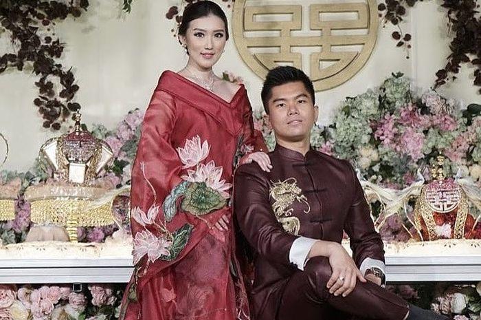 Digadang Gadang Jadi Pernikahan Termahal Resepsi Pernikahan Crazy Rich Surabayan Jusup Maruta Dengan Clarissa