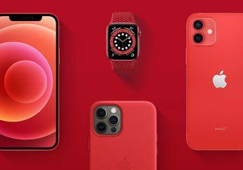 Apple Perpanjang Kerja Sama dengan (RED), Lawan HIV/AIDS dan COVID-19