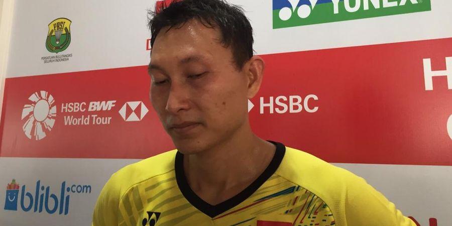 Indonesia Masters 2019 - Saran Sony Dwi Kuncoro untuk Pemain Muda