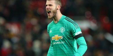 Manchester United Bisa Tenang, David de Gea Cedera, Kiper Cadangan Malah Lebih Bagus