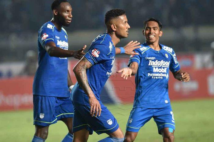 Wander Luiz Berikan Permianan Terbaik dalam Laga Awal Shopee Liga 1 2020