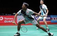 Kalimat Menohok Fajar Alfian untuk All England Open 2021 yang Jadi Mimpi Buruk Indonesia