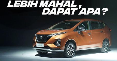 Out Now! Video First Impression Nissan Livina VL 2019 Kembaran Xpander