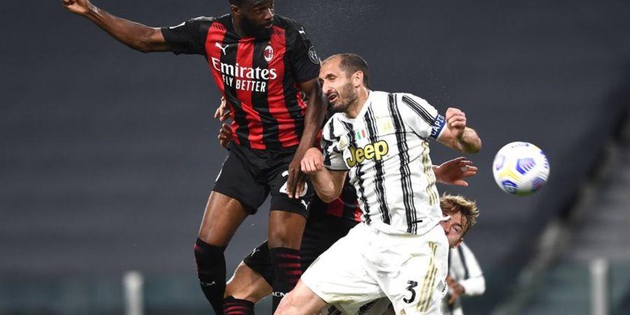 Resmi Teken Kontrak  Baru di Juventus, Giorgio Chiellini Senang Bukan Main