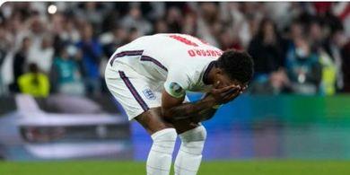 EURO 2020 - Rashford: Saya Bisa Bikin Gol Penalti sambil Tidur