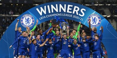Berstatus Juara Liga Champions, Chelsea Masuk Pot 1 dan Diadang Grup Neraka
