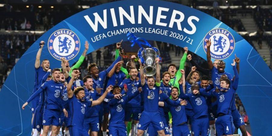Chelsea Pastikan Setidaknya Satu Pemain Kawinkan Gelar Liga Champions dan Euro 2020