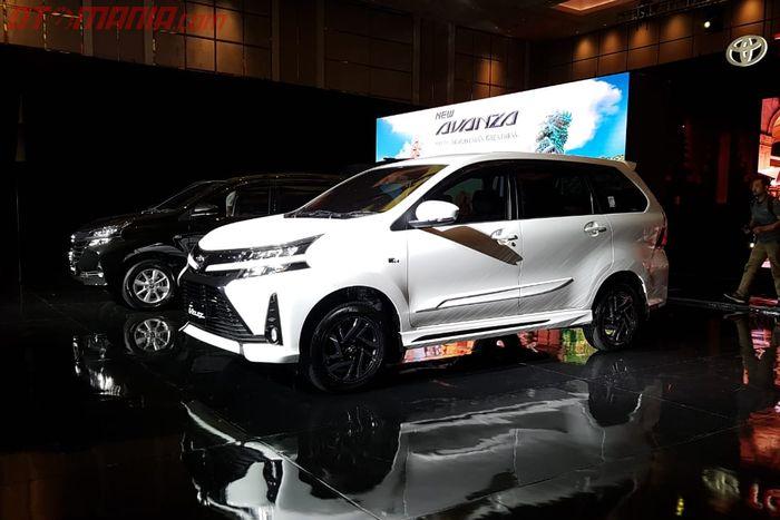 Toyota Avanza dan Toyota Veloz Facelift yang Baru Diluncurkan Pertengahan Bulan Januari
