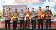 Selamat! Mitsubishi Resmikan Jaringan Dealer Baru di Sumatera Utara