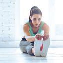 Badan Kaku Natap Layar Seharian, Ini Pentingnya Rajin Melakukan Peregangan Otot