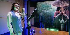 Mimpi Terwujud, Via Vallen Jadi Pedangdut Pertama Nyanyikan OST Film Disney Raya and The Last Dragon
