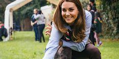 Efektif Kencangkan Perut, Begini Cara Kate Middleton Jaga Tubuhnya Tetap Ramping